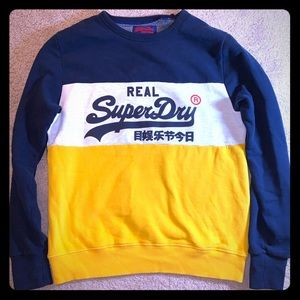 SuperDry Pullover - Size XL